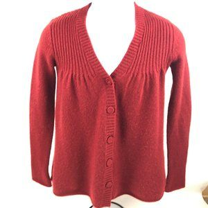 Vince. 100% Cashmere Sweater Cardigan